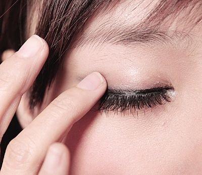 Trang điểm cho mắt một mí xinh lung linh đón Tết 3