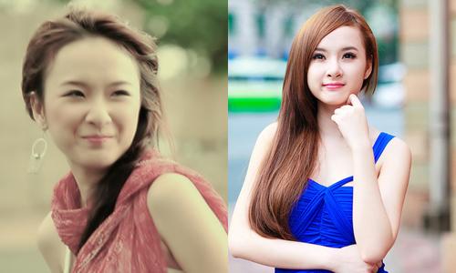 Angela Phương Trinh xinh đẹp hơn nhờ cắt mí 1
