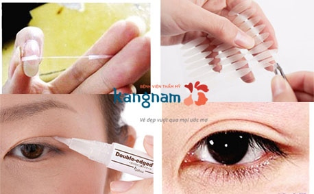 cách làm mắt 2 mí đẹp tự nhiên không cần phẫu thuật 3