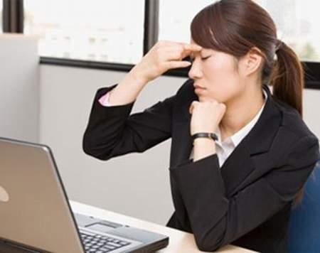 Chăm sóc đôi mắt cho người ngồi máy tính nhiều