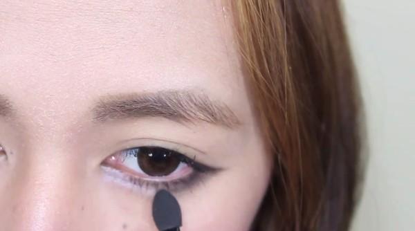 """""""Bí kíp"""" trang điểm tạo bọng mắt lớn đẹp tự nhiên3"""