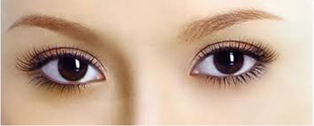 """Tạo khóe mắt - """"Thủ thuật"""" để có đôi mắt to tròn, dễ thương1"""