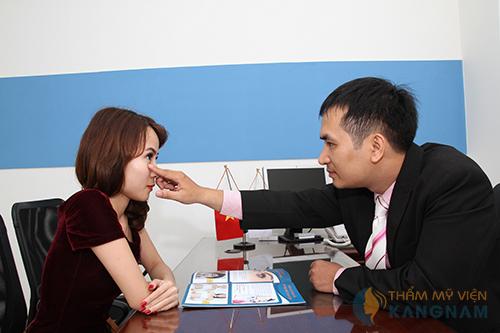 Chỉnh hình sụp mí bẩm sinh an toàn, hiệu quả tại TMV Kangnam5