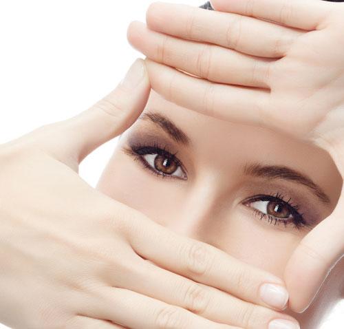 tinh cach cua ban duoc the hien nhu the nao qua doi mat3 Cải thiện thị lực mắt với bài tập thể dục đơn giản