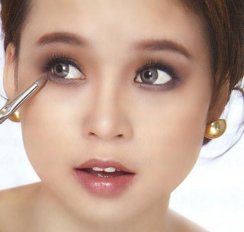 """Trang điểm mắt đẹp hoàn hảo để """" mê hoặc"""" chàng1"""
