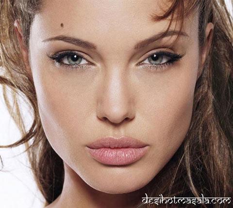 Angelina Jolie sở hữu đôi mắt đẹp nhất thế giới vạn người mê