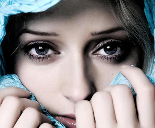 Mắt đẹp lung linh đón giáng sinh về1