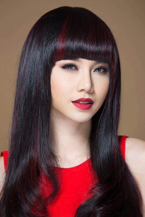 Kính giãn tròng – Những đôi mắt vô hồn của sao Việt3