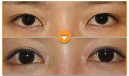 """""""Biến hóa"""" đôi mắt to tròn với cách kẻ mắt 1 mí cực đơn giản"""