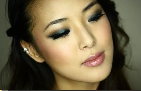 """""""Mẹo"""" make up khắc phục nhược điểm mắt gần nhau dành cho bạn gái6"""