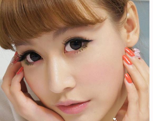 Đâu là cách tạo mắt 2 mí không cần phẫu thuật hoàn hảo 2015? 1