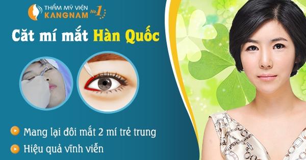 Thẩm mỹ cắt mí mắt – Giải pháp trẻ hóa toàn diện đôi mắt cho phái đẹp 2