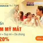 Tư vấn thẩm mỹ mắt toàn diện 2015 – Chuyên gia hàng đầu Việt- Hàn ưu đãi 20% chi phí