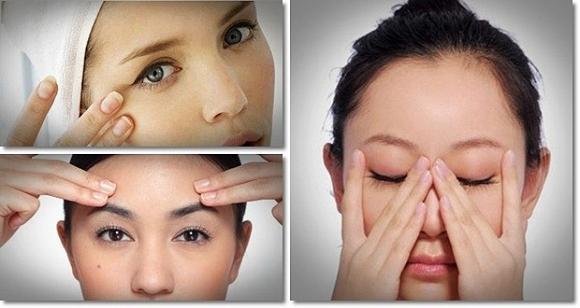 5 cách massage giảm bọng mắt được nhiều chị em chia sẻ nhất7788