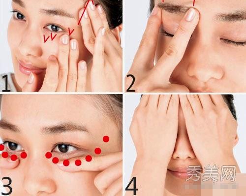5 cách massage giảm bọng mắt được nhiều chị em chia sẻ nhất7888