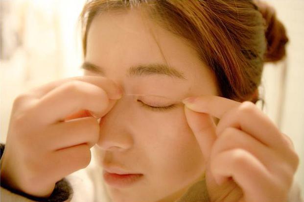 Cách dùng chỉ kích mí mắt để KHÔNG BỊ LỘ3