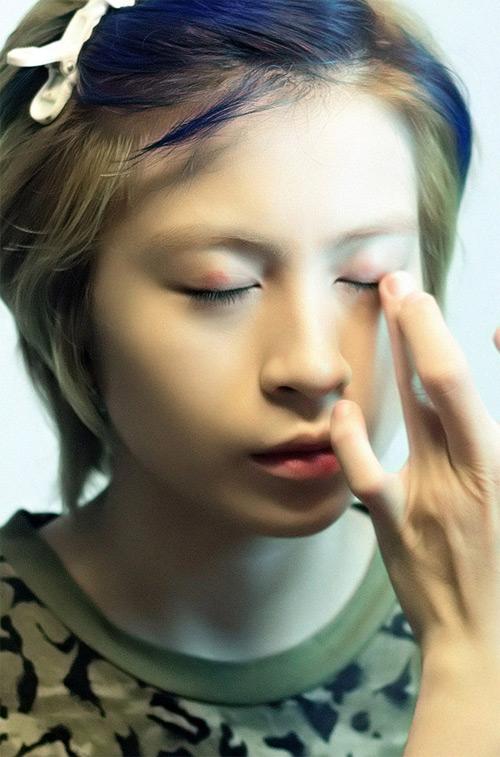 """""""Học lỏm"""" xu hướng trang điểm vẽ mắt đuôi cá hot nhất 20153"""