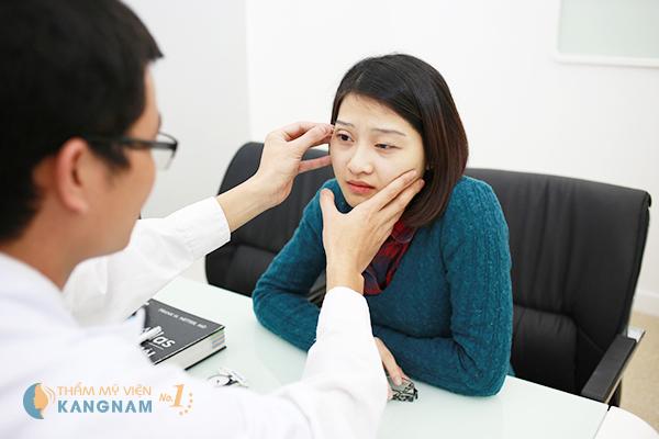 TMV Kangnam chữa sụp mí mắt có an toàn không? 4