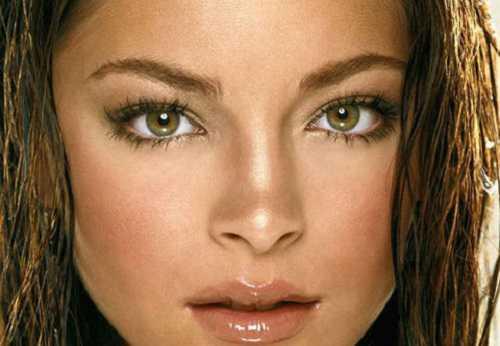 những đôi mắt đẹp lạ thường