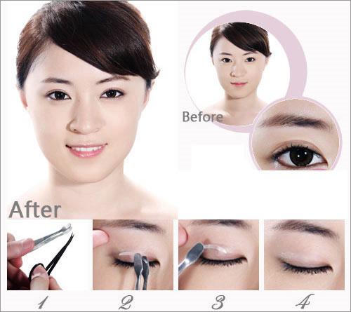 Cách tạo mắt 2 mí đẹp tự nhiên cuốn hút mọi ánh nhìn 3