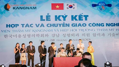 Kangnam - địa chỉ chỉnh hình mắt xếch hiệu quả