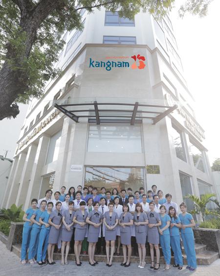Kangnam - địa chỉ bấm mí mắt Hàn Quốc được khách hàng tin tưởng