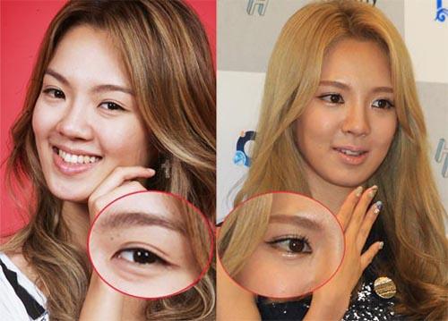 Bí quyết trang điểm làm mắt to được các sao Hàn yêu thích