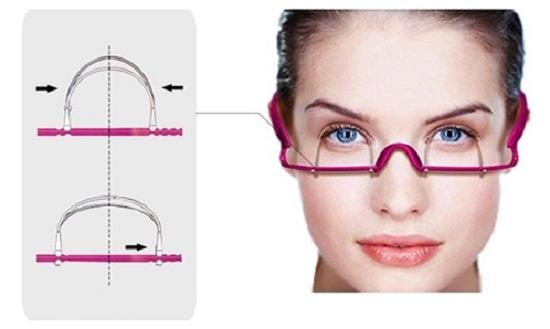 Cách tạo mắt 2 mí đẹp tự nhiên bằng kẹp tạo mắt 2 mí