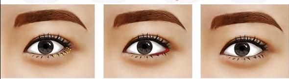 Mắt xếch là mắt như thế nào? 3