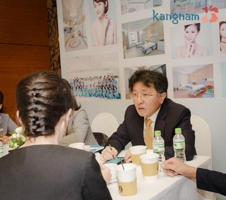 Quy trình phẫu thuật thẩm mỹ mắt to tại Kangnam