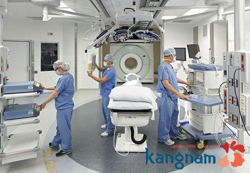 Chuyên khoa thẩm mỹ mắt tại kangnam 6