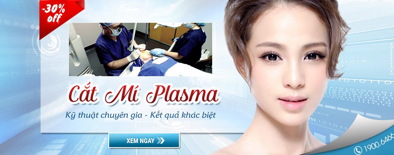 [OFF 30%]  Đẹp ngay đón tết - Cắt mí mắt Plasma - Kỹ thuật chuyên gia - Kết quả khác biệt