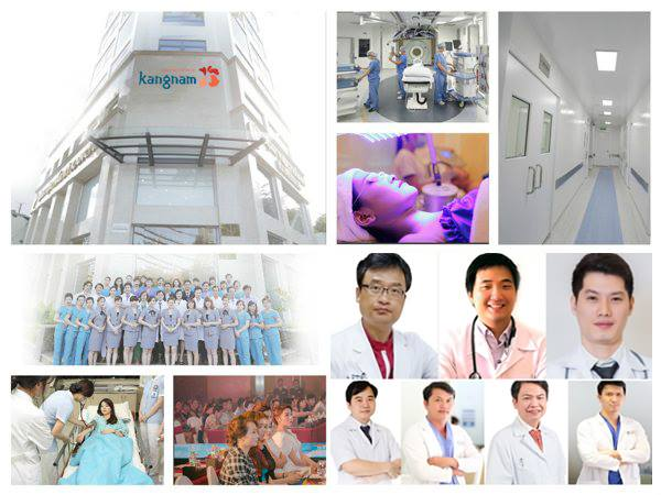 Thẩm mỹ viện Kangnam – Cơ sở thẩm mỹ uy tín, chất lượng hàng đầu tại Việt Nam