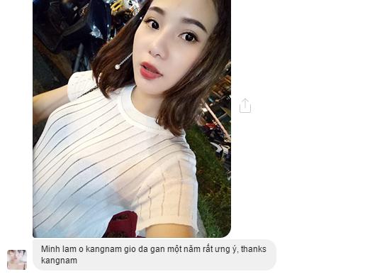 Nhấn mí vĩnh viễn Kangnam66