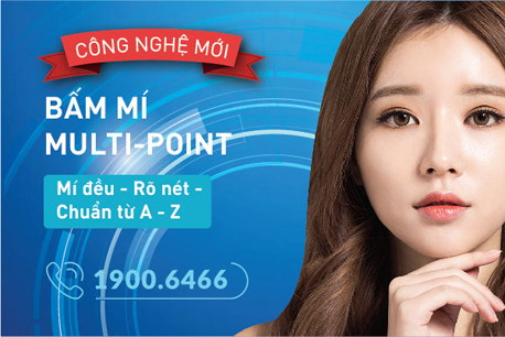 bấm mí Multi Point 1