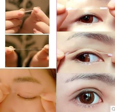 Cách làm mắt hết sụp mí mắt hiệu quả tại nhà