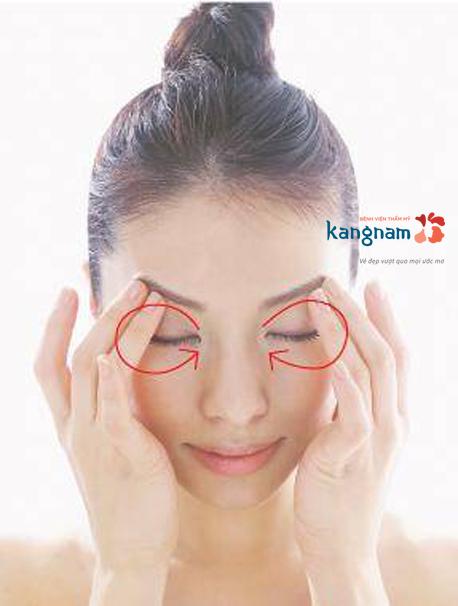 lấy mỡ mí mắt không phẫu thuật 4