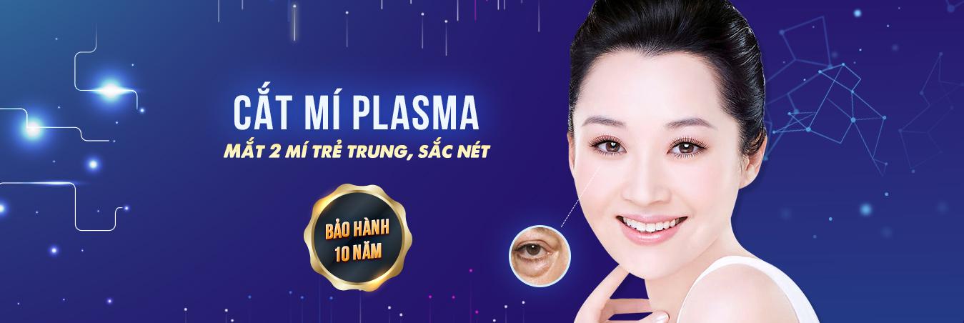 Phẫu thuật cắt mí mắt Plasma
