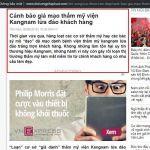 Thẩm mỹ viện Kangnam Biên Hòa Đồng Nai có tồn tại không? Cảnh báo!!