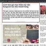 Thẩm mỹ viện Kangnam Biên Hòa Đồng Nai có tồn tại không