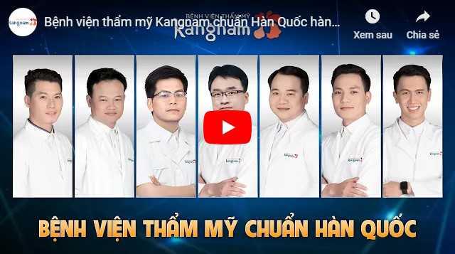 Video thẩm mỹ viện Kangnam tại biên hòa đồng nai