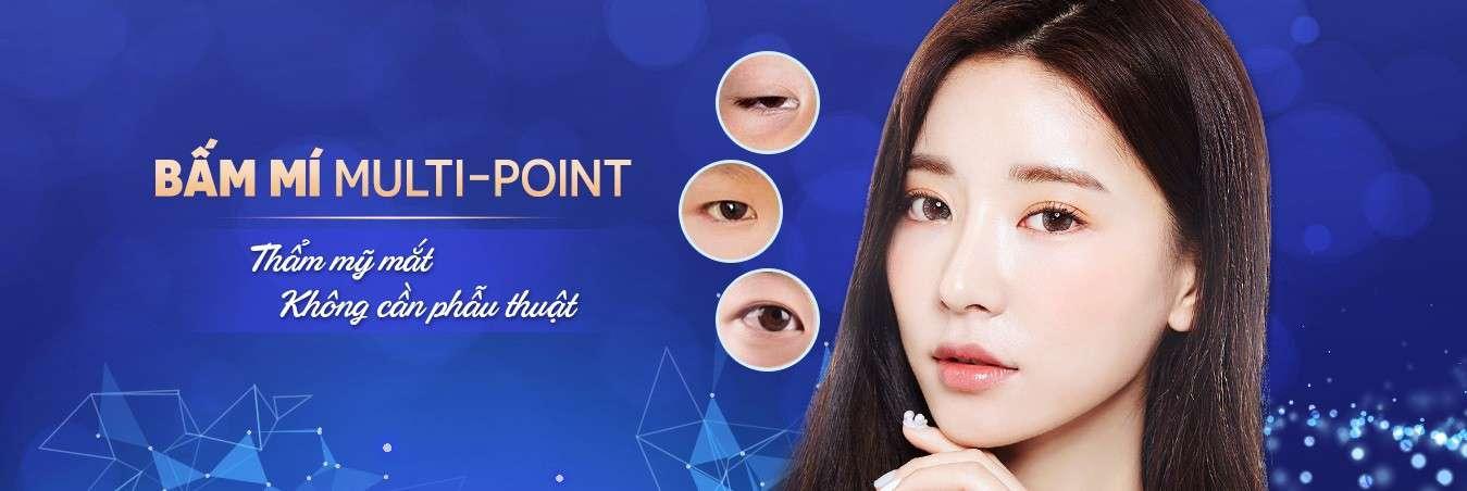 Bấm mí Multi Point tại Kangnam